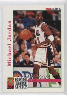 1992-93 NBA Hoops #341 - Michael Jordan