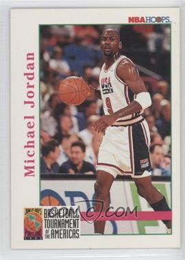 1992-93 NBA Hoops #341 - Michael Jordan