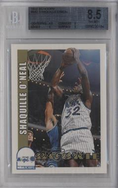 1992-93 NBA Hoops #442 - Shaquille O'Neal [BGS 8.5]