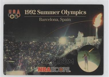 1992-93 NBA Hoops #N/A - 1992 Summer Olympics (Barcelona, Spain)