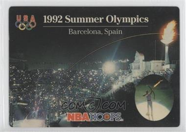 1992-93 NBA Hoops #NoN - 1992 Summer Olympics (Barcelona, Spain)