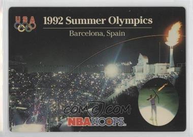 1992-93 NBA Hoops #NoN - 1992 Summer Olympics (Barcelona, Spain)