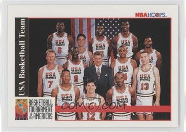 1992-93 NBA Hoops #NoN - Team USA (Olympics) Team