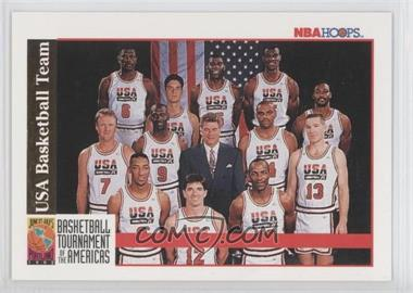1992-93 NBA Hoops #NoN - Team USA (Olympics) Team