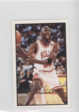 1992-93 Panini Album Stickers - [Base] #12 - Michael Jordan