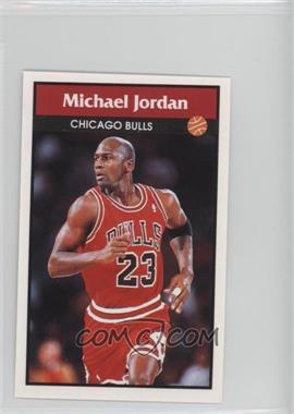 1992-93 Panini Album Stickers - [Base] #128 - Michael Jordan