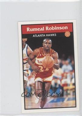 1992-93 Panini Album Stickers #116 - Rumeal Robinson