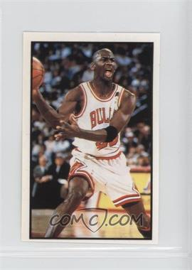 1992-93 Panini Album Stickers #12 - Michael Jordan