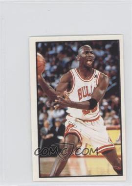 1992-93 Panini Album Stickers #12 - Michael Jordan