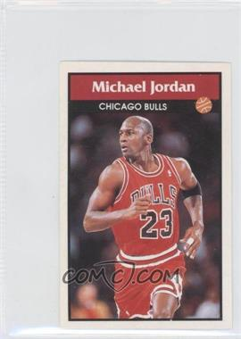 1992-93 Panini Album Stickers #128 - Michael Jordan