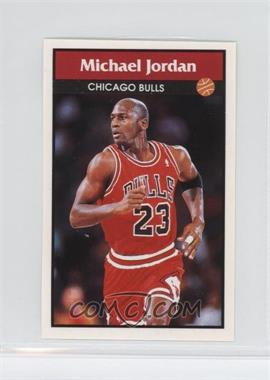 1992-93 Panini Album Stickers #128 - Michael Jordan