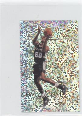 1992-93 Panini Album Stickers #99 - David Robinson