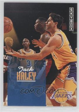 1992-93 Skybox - [Base] #116 - Jack Haley