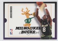 Milwaukee Bucks (Moses Malone)