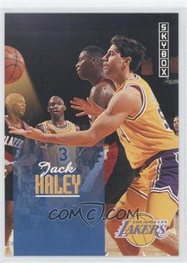 1992-93 Skybox #116 - Jack Haley