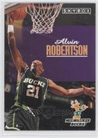 Alvin Robertson
