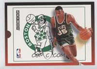 Boston Celtics Team (Reggie Lewis)