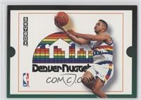 Denver Nuggets Team (Chris Jackson)