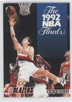 The 1992 NBA Finals (Danny Ainge)