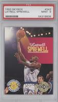Latrell Sprewell [PSA9]