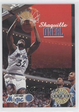 1992-93 Skybox #382 - Shaquille O'Neal