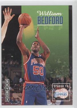 1992-93 Skybox #67 - William Bedford