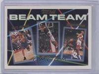 Dennis Rodman, Michael Jordan, Kevin Johnson
