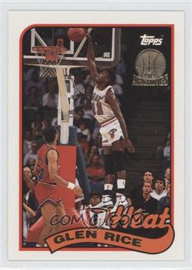 1992-93 Topps Archives Gold Stamp #127 - Glen Rice