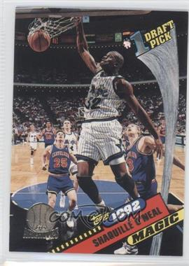 1992-93 Topps Archives Gold Stamp #150 - Shaquille O'Neal