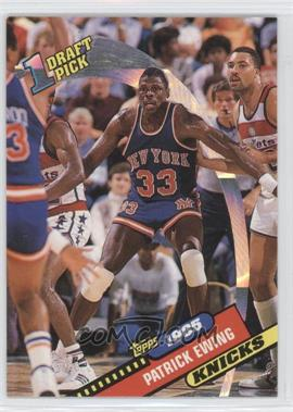1992-93 Topps Archives #5 - Patrick Ewing