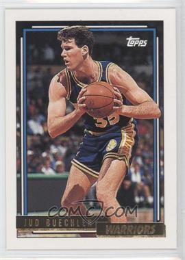 1992-93 Topps Gold #245 - Jud Buechler