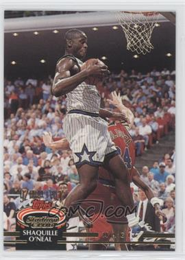 1992-93 Topps Stadium Club - [Base] #247 - Shaquille O'Neal