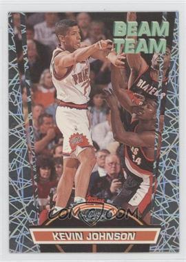 1992-93 Topps Stadium Club Beam Team #12 - Kevin Johnson