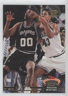 1992-93 Topps Stadium Club Members Only #389 - William Bedford