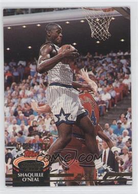1992-93 Topps Stadium Club #247 - Shaquille O'Neal