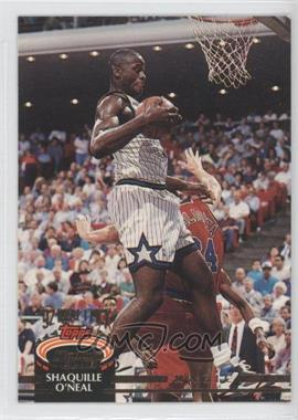 1992-93 Topps Stadium Club #247 - Shaquille O'Neal