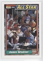 NBA All-Star (James Worthy)