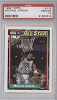 NBA All-Star (Michael Jordan) [PSA10]