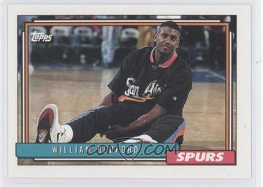 1992-93 Topps #241 - William Bedford