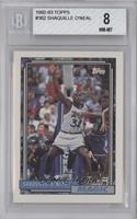 Shaquille O'Neal [BGS 8]