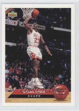 1992-93 Upper Deck McDonald's Restaurant [Base] #P5 - Michael Jordan