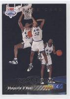 Shaquille O'Neal Trade Card