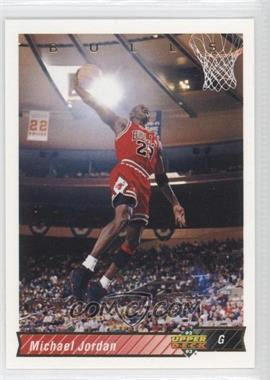 1992-93 Upper Deck #23 - Michael Jordan