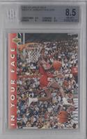 Michael Jordan (Error: 1985,1990 Two-Time Champion) [BGS 8.5]