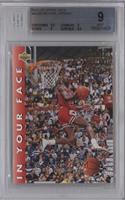 Michael Jordan (Correct: 1987, 1988 Two-Time Champion) [BGS9]