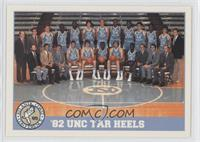 1982 North Carolina (UNC) Tar Heels Team