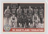 University of Maryland Terrapins Team, Len Bias