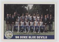 Duke Blue Devils Team