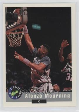 1992 Classic Draft Picks - [Base] #2 - Alonzo Mourning (Promo)