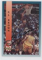 P.J. Brown /500
